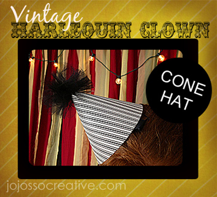 HarlequinClown_Hat2