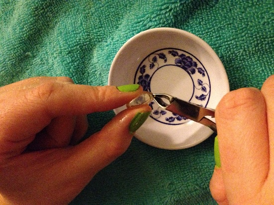 how to fix dry cuticle