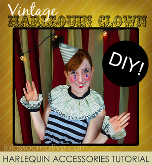 HarlequinClown1_Featured
